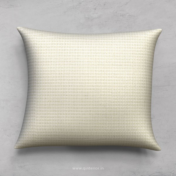 Cushion With Cushion Cover in Cotton Plain - CUS001 CP04
