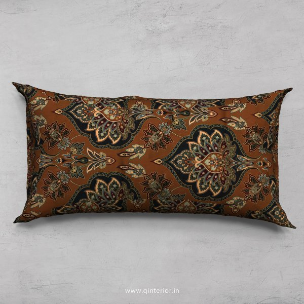 Cushion With Cushion Cover in Royal Velvet- CUS002 RV03