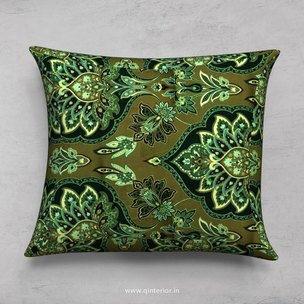 Cushion With Cushion Cover in Royal Velvet- CUS001 RV02