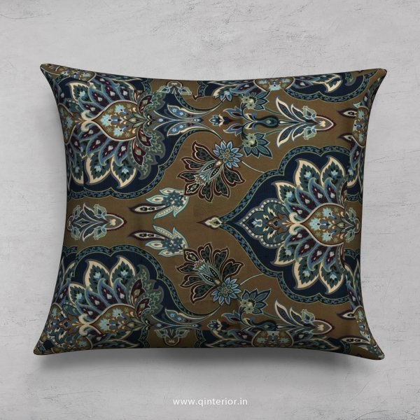 Cushion With Cushion Cover in Royal Velvet - CUS001 RV04