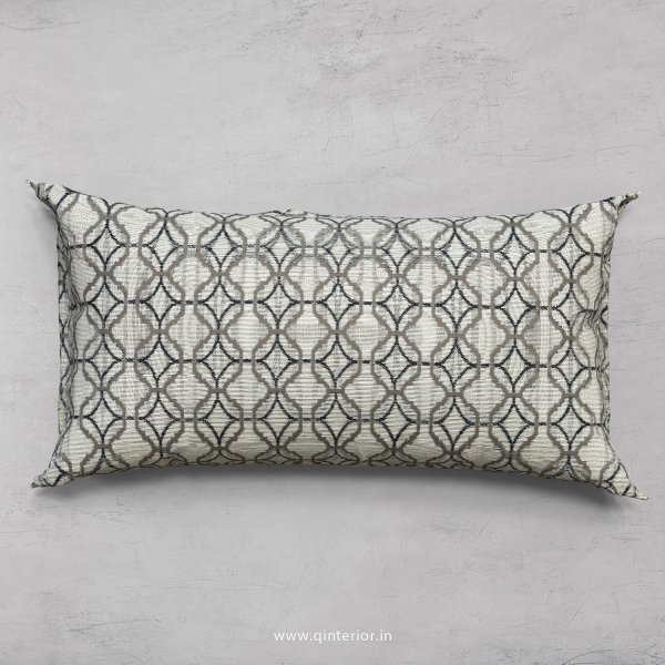 Cushion with Cushion Cover in Jacquard- CUS002 JQ03