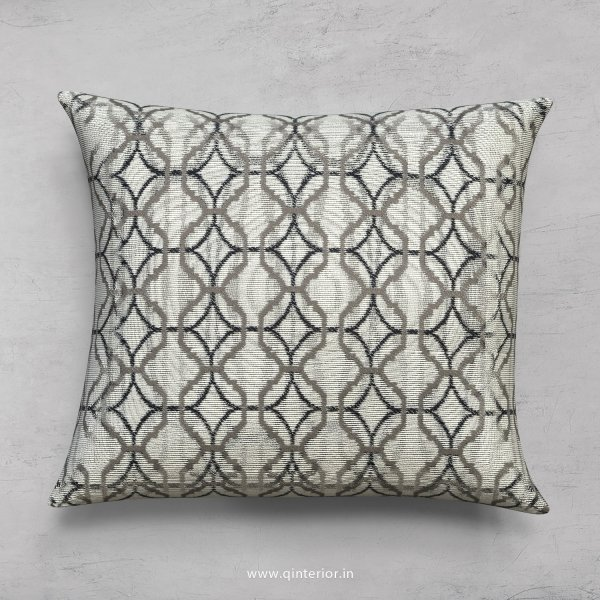 Cushion with Cushion Cover in Jacquard- CUS001 JQ03