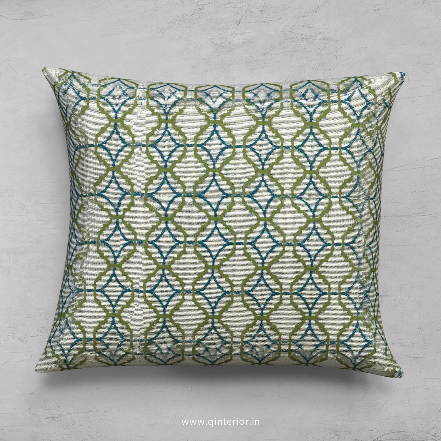 Cushion With Cushion Cover in Jacquard - CUS001 JQ21