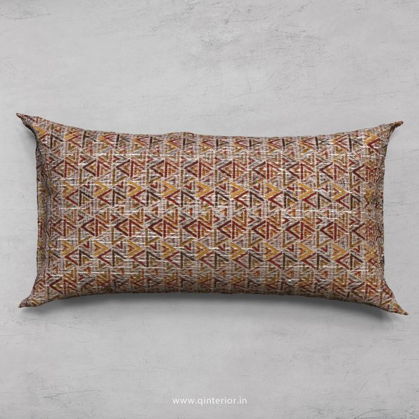 Cushion With Cushion Cover in Jacquard - CUS002 JQ32