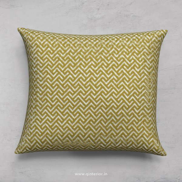 Cushion With Cushion Cover in Jacquard- CUS001 JQ06