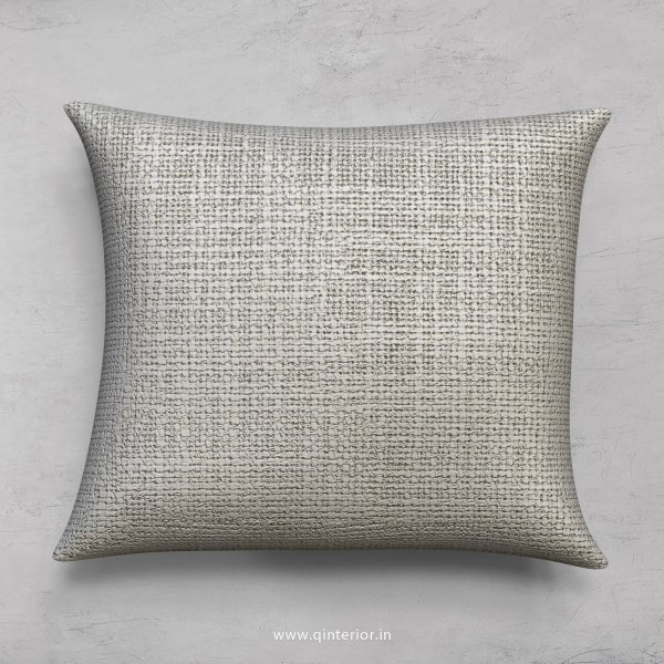 Cushion With Cushion Cover in Cotton Plain- CUS001 CP06