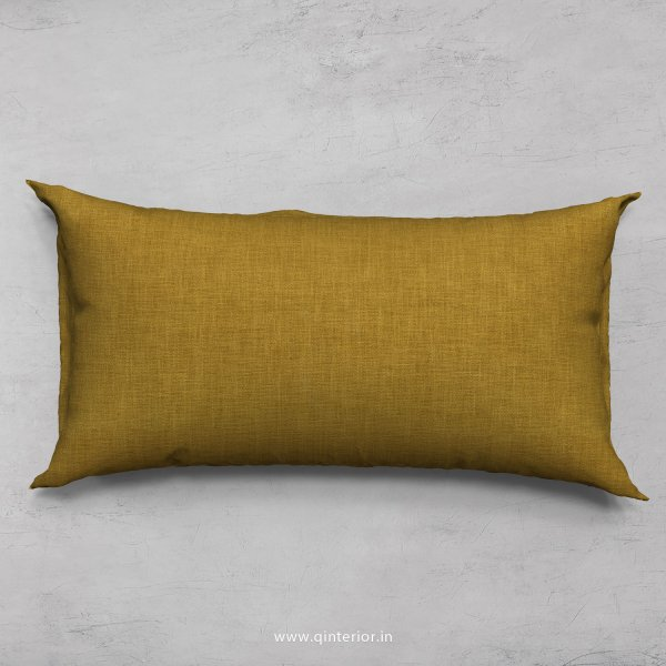 Cushion With Cushion Cover in Cotton Plain- CUS002 CP19