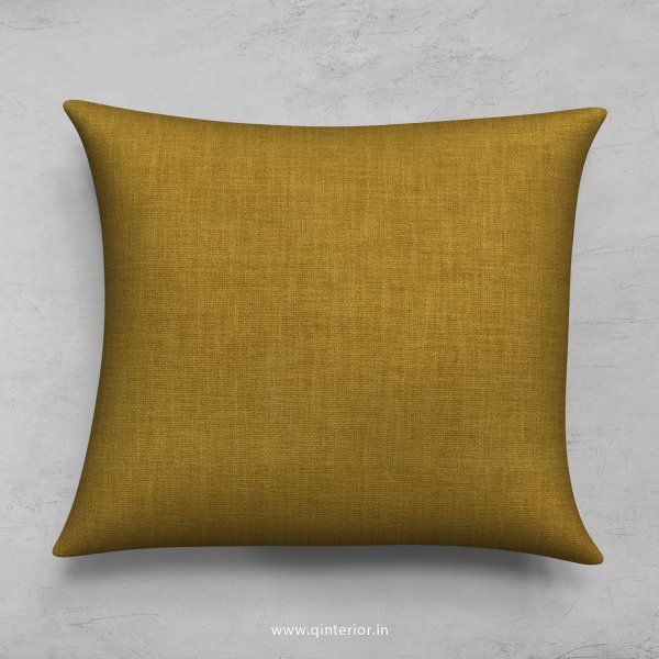 Cushion With Cushion Cover in Cotton Plain- CUS001 CP19