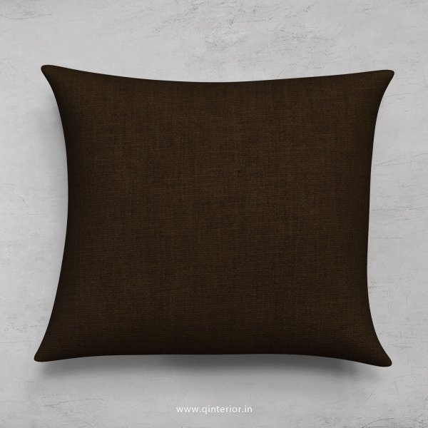 Cushion With Cushion Cover in Cotton Plain- CUS001 CP10