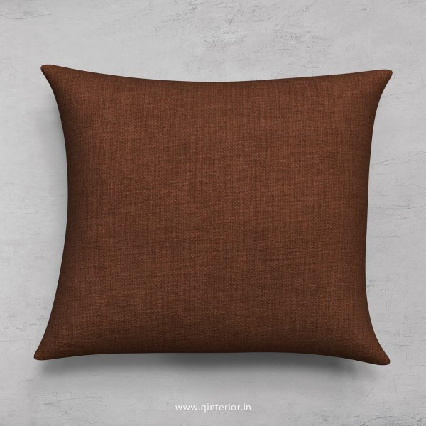 Cushion With Cushion Cover in Cotton Plain- CUS001 CP22