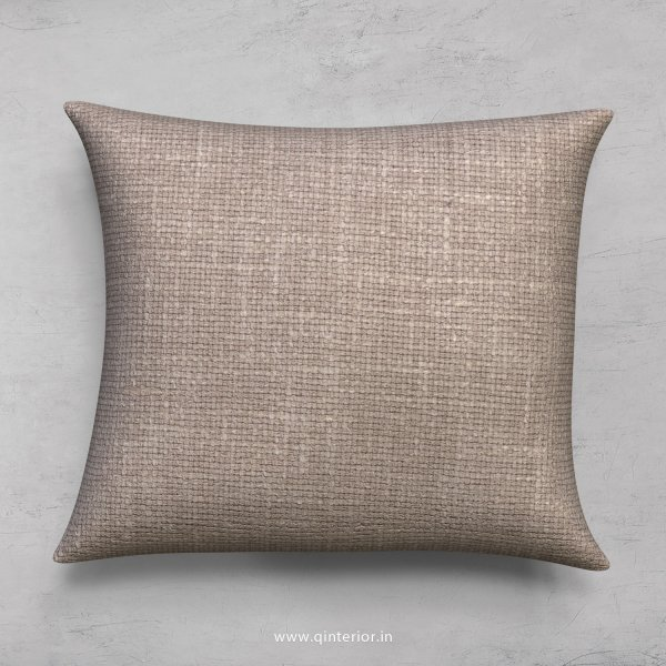 Cushion With Cushion Cover in Cotton Plain- CUS001 CP05