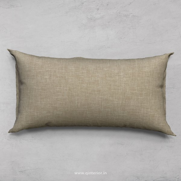 Cushion With Cushion Cover in Cotton Plain- CUS002 CP05