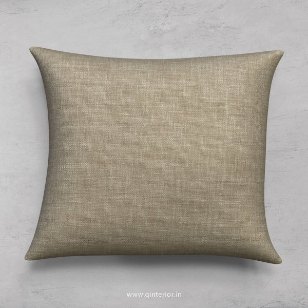 Cushion with Cushion Cover in Cotton Plain- CUS001 CP01