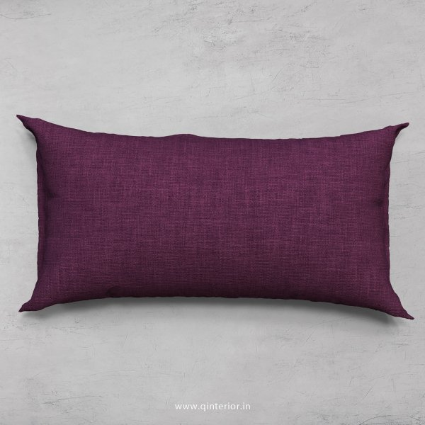 Cushion With Cushion Cover in Cotton Plain- CUS002 CP26