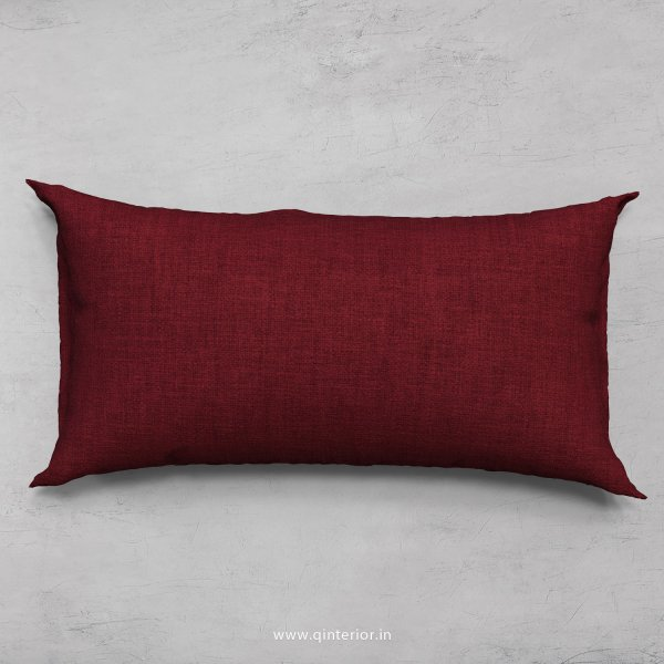 Cushion With Cushion Cover in Cotton Plain- CUS002 CP24