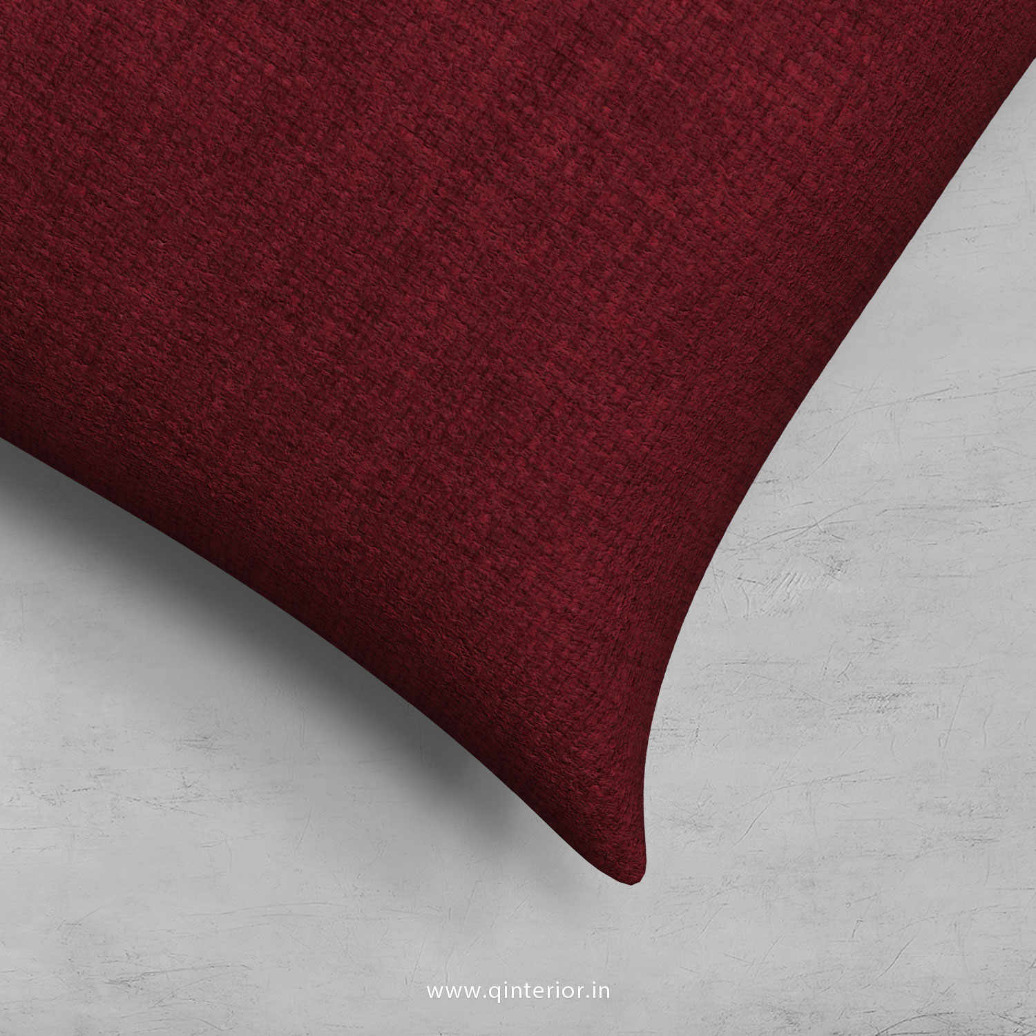 Cushion With Cushion Cover in Cotton Plain- CUS001 CP24
