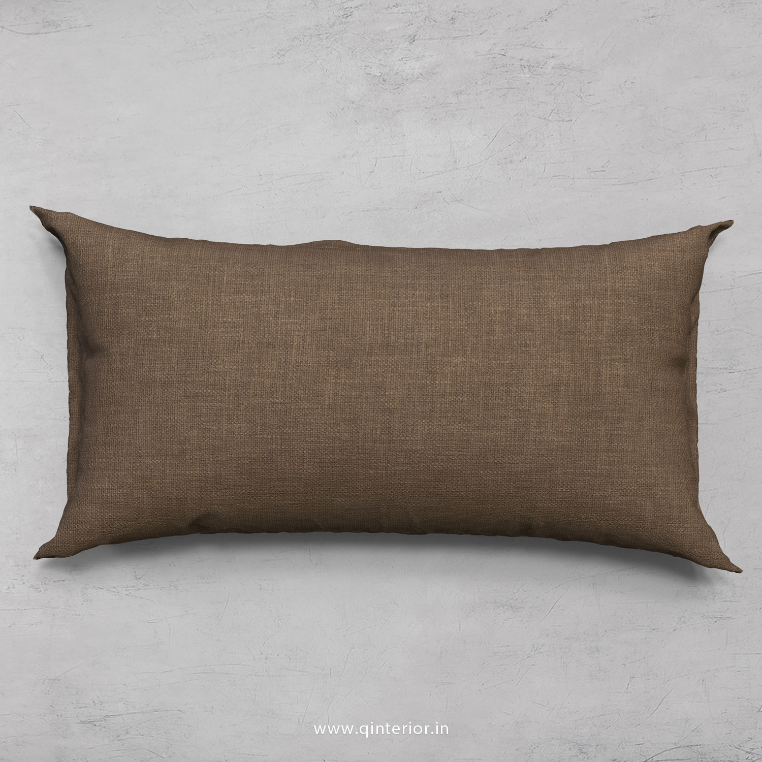 Cushion With Cushion Cover in Cotton Plain- CUS002 CP08