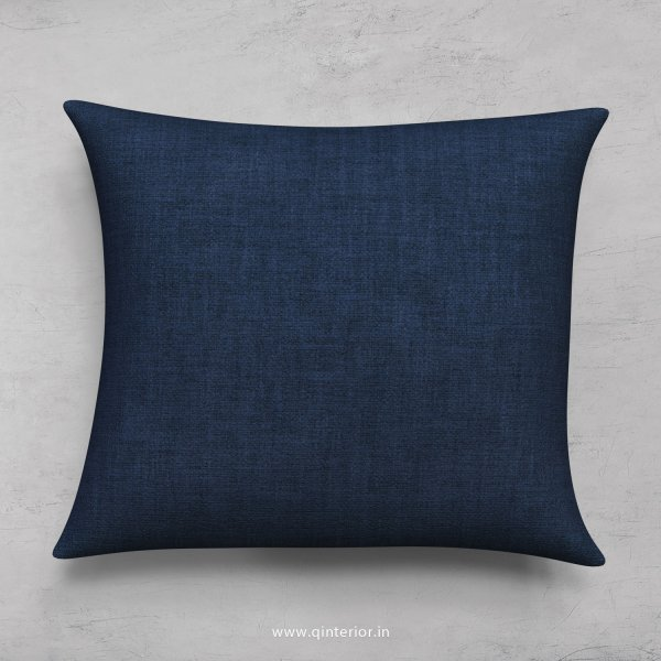 Cushion With Cushion Cover in Cotton Plain- CUS001 CP15