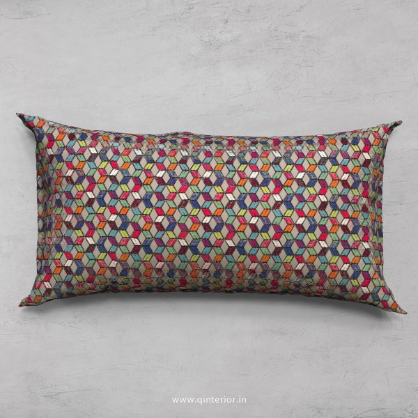 Cushion With Cushion Cover in Bargello- CUS002 BG09