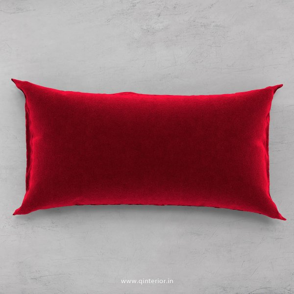 Cushion With Cushion Cover in Velvet Fabric - CUS002 VL08
