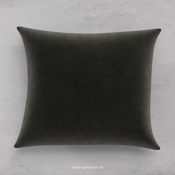 Cushion With Cushion Cover in Velvet Fabric - CUS001 VL07