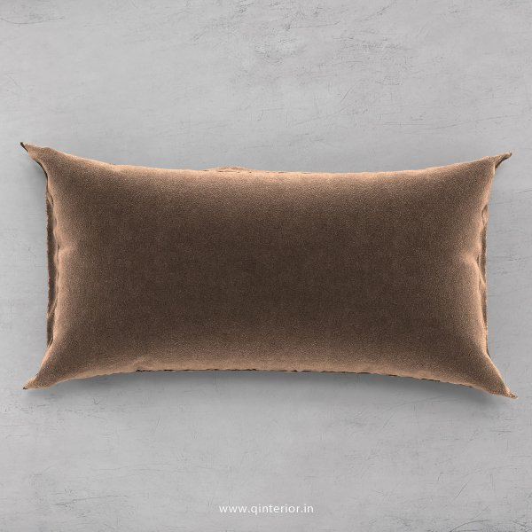 Cushion With Cushion Cover in Velvet Fabric - CUS002 VL02