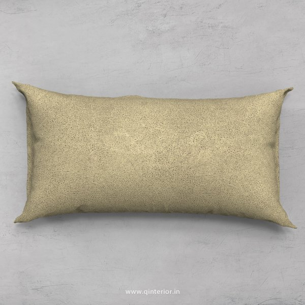 Cushion With Cushion Cover in Fab Leather - CUS002 FL10