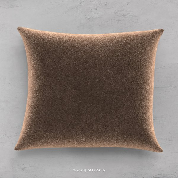 Cushion With Cushion Cover in Velvet Fabric -CUS001 VL02