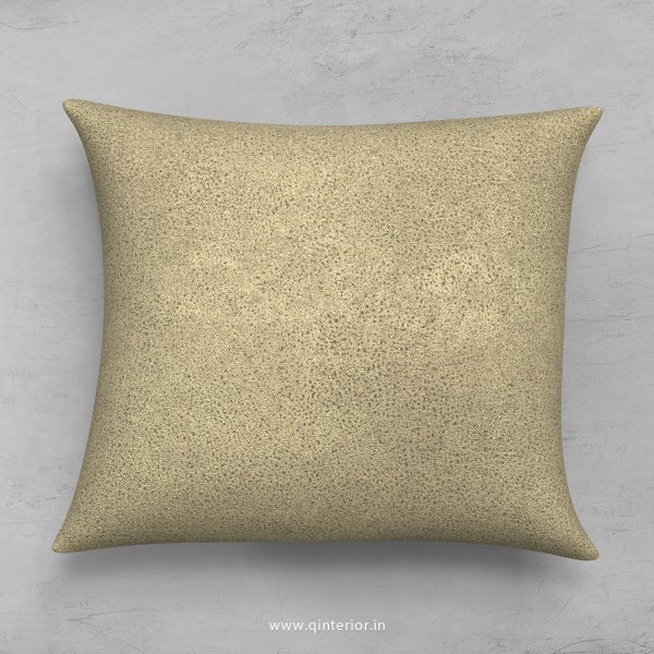 Cushion With Cushion Cover in Fab Leather - CUS001 FL10