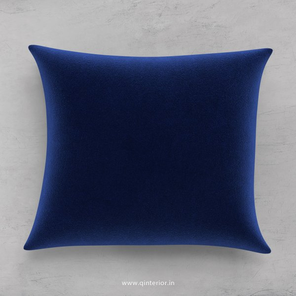 Cushion With Cushion Cover in Velvet Fabric- CUS001 FL05
