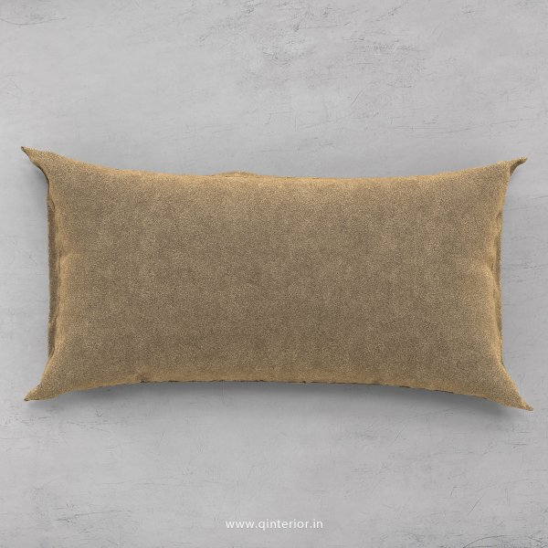 Cushion With Cushion Cover in Fab Leather- CUS002 FL06