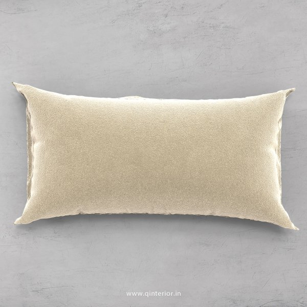 Cushion With Cushion Cover in Velvet Fabric - CUS002 VL01