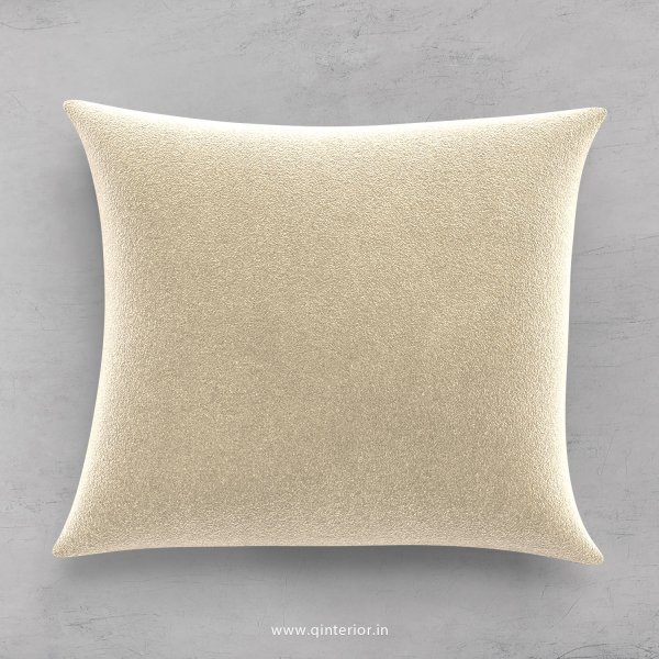 Cushion With Cushion Cover in Velvet Fabric - CUS001 VL01