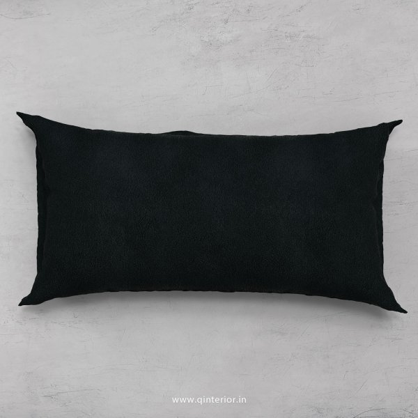 Black Velvet Cushion With Cushion Cover - CUS002 VL