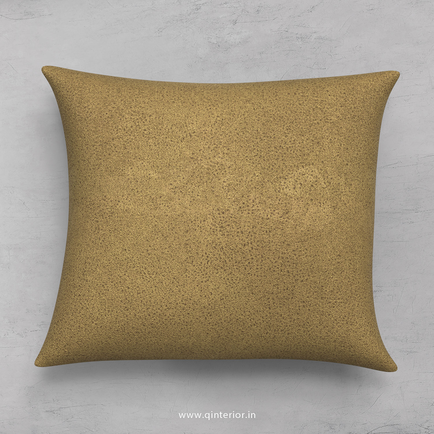 Cushion With Cushion Cover in Fab Leather - CUS001 FL18