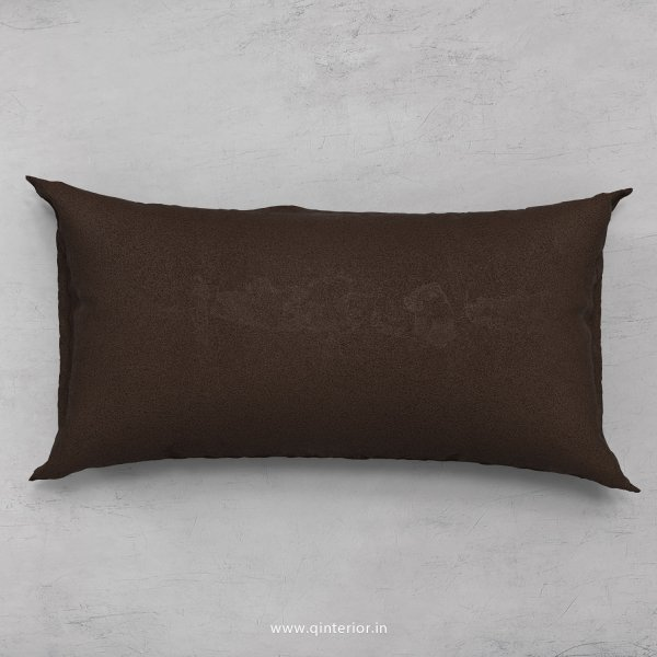Cushion With Cushion Cover in Fab Leather- CUS002 FL16