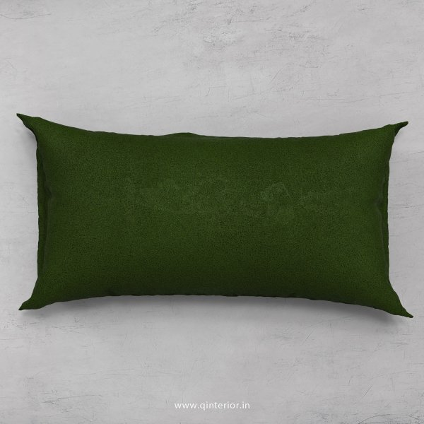 Cushion With Cushion Cover in Fab Leather- CUS002 FL04