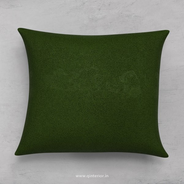 Cushion With Cushion Cover in Fab Leather- CUS001 FL04