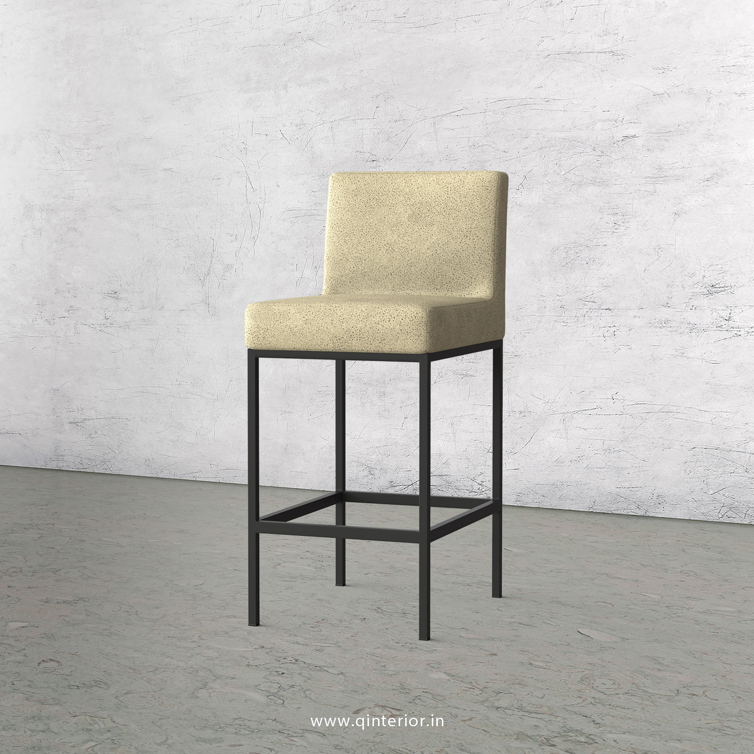 Bar Chair in Fab Leather Fabric - BCH001 FL10