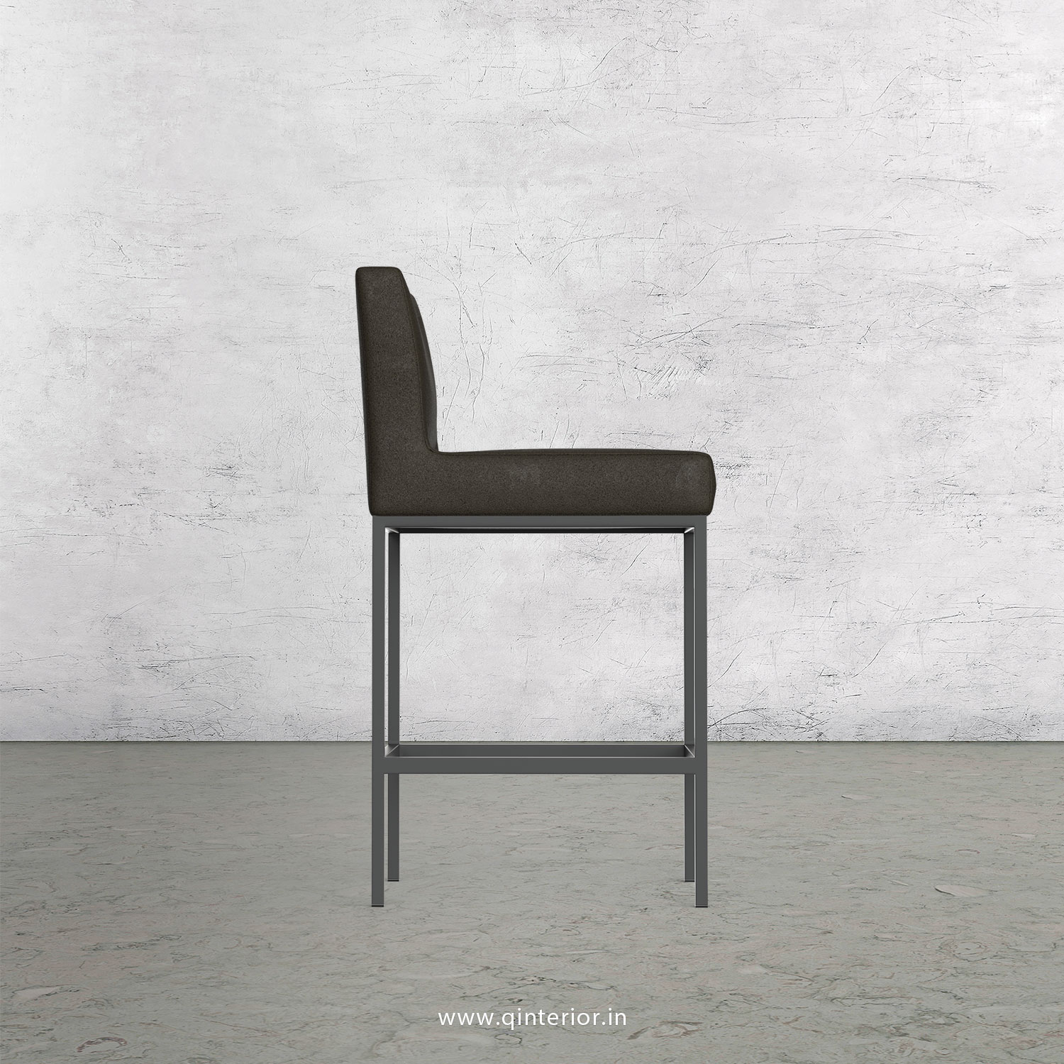 Bar Chair in Fab Leather Fabric - BCH001 FL11