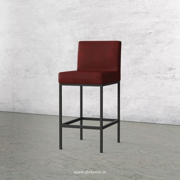 Bar Chair in Fab Leather Fabric - BCH001 FL17
