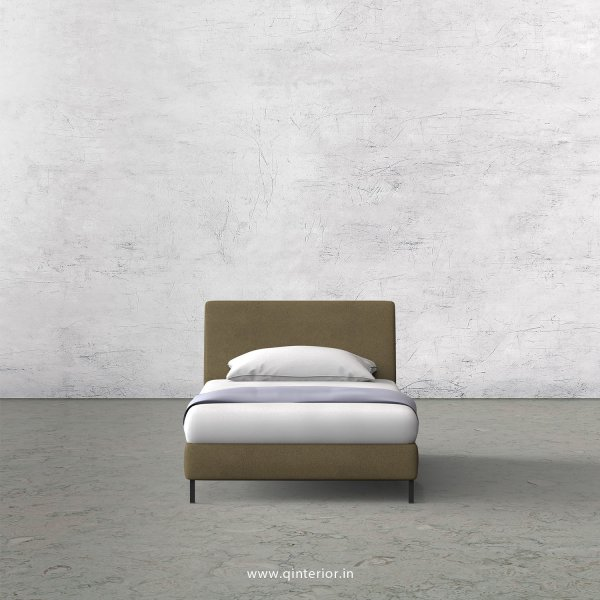 VIVA Single Bed in Fab Leather - SBD003 FL01
