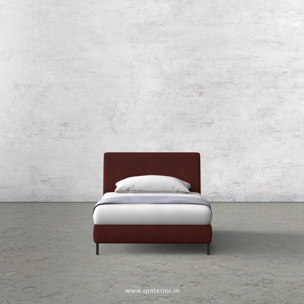 VIVA Single Bed in Fab Leather - SBD003 FL17