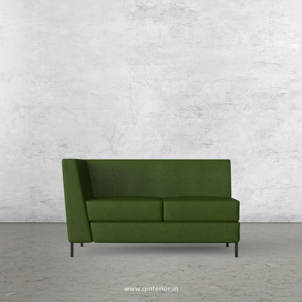Gloria 2 Seater Modular Sofa in Fab Leather Fabric - MSFA002 FL04