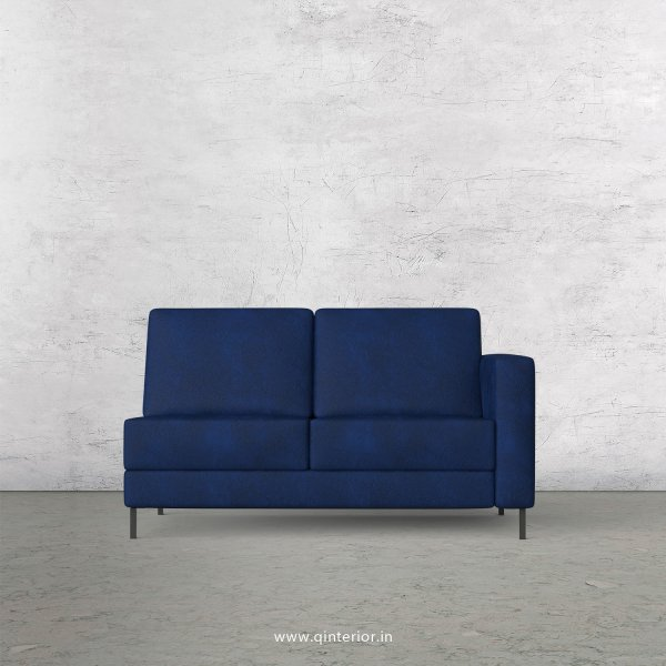 Nirvana 2 Seater Modular Sofa in Fab Leather Fabric - MSFA006 FL13