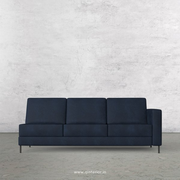 Nirvana 3 Seater Modular Sofa in Fab Leather Fabric - MSFA007 FL05