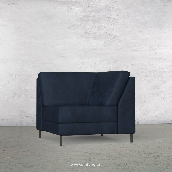 Nirvana Corner Seater Modular Sofa in Fab Leather Fabric - MSFA004 FL05
