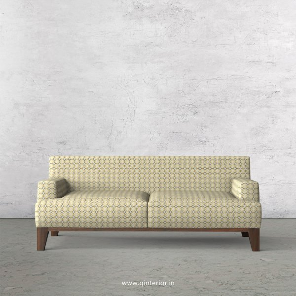 QUADRO 2 Seater Sofa in Jacquard Fabric - SFA010 JQ30