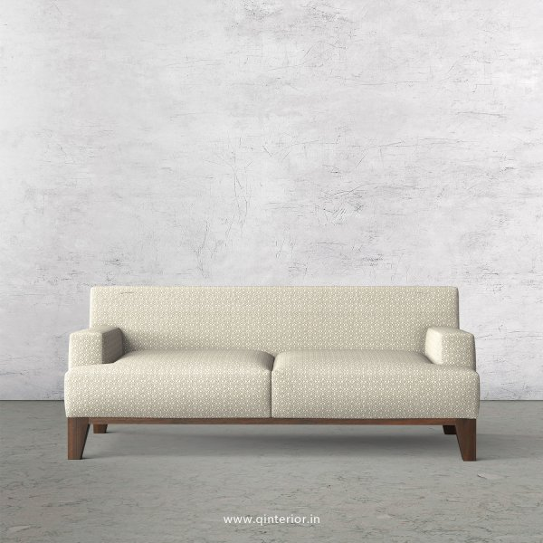 QUADRO 2 Seater Sofa in Jacquard Fabric - SFA010 JQ37