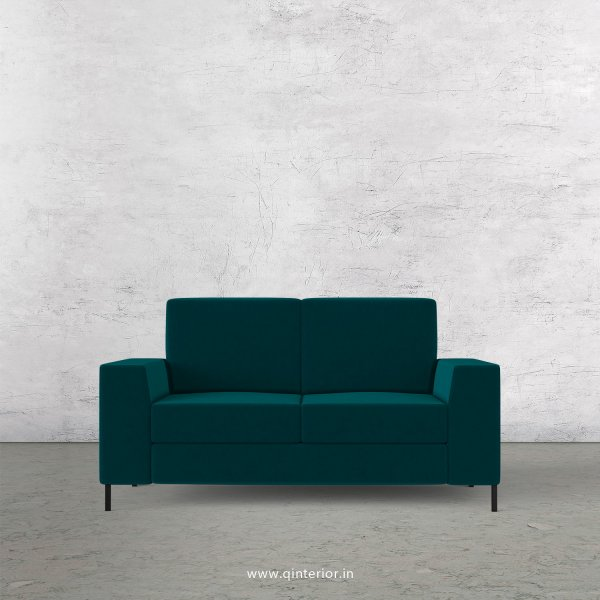 Viva 2 Seater Sofa in Velvet Fabric - SFA015 VL13